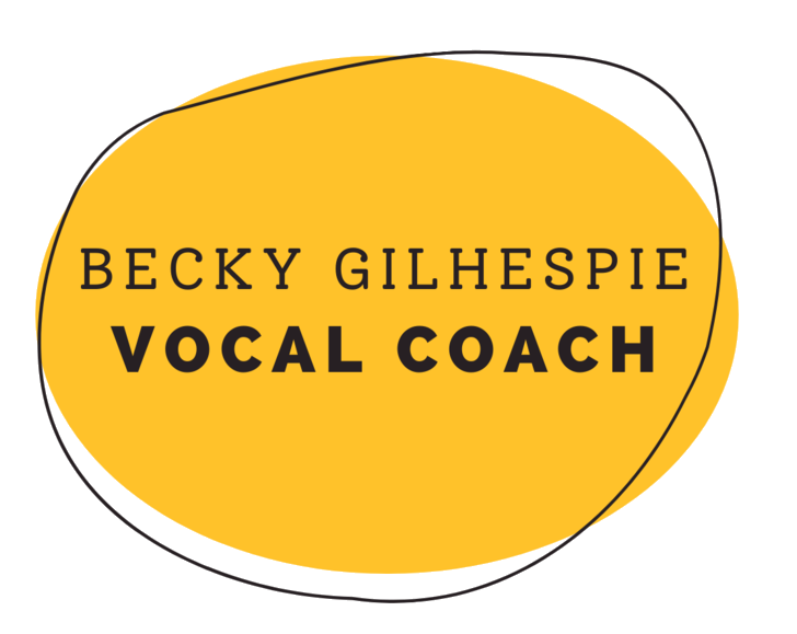 Becky Gilhespie Vocal Courses